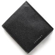 コーチ COACH 二つ折財布 コイン ウォレット 【COIN WALLET】 ブラック&ダークブラウン 74882 BLK メンズ