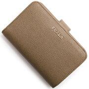 フルラ FURLA 二つ折財布 バビロン 【BABYLON】 ダイノベージュ PN12 B30 DAI レディース