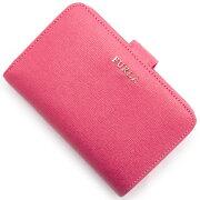 フルラ FURLA 二つ折財布 バビロン 【BABYLON】 フクシャピンク PN12 B30 PNK レディース