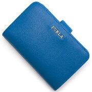 フルラ FURLA 二つ折財布 バビロン 【BABYLON】 ブリエッタブルー PN12 B30 BTT レディース