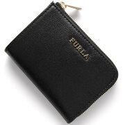 フルラ FURLA 二つ折財布 バビロン 【BABYLON】 ブラック PP62 B30 O60 レディース