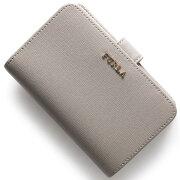 フルラ FURLA 二つ折財布 バビロン 【BABYLON】 サビアグレー PN12 B30 SBB レディース