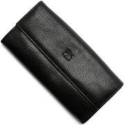 イルビゾンテ IL BISONTE 長財布 ブラック C0918 P 135 メンズ レディース