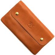 イルビゾンテ IL BISONTE 長財布 キャメルブラウン C0937 P 145 メンズ レディース