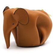 ロエベ LOEWE コインケース【小銭入れ】 アニマル 【ANIMAL】 ELEPHANT ブラウン 199 30J 2530 G73 2016年春夏新作 レディース