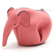 ロエベ LOEWE コインケース【小銭入れ】 アニマル 【ANIMAL】 ELEPHANT キャンディピンク 199 30J 3900 G73 2016年春夏新作 レディース