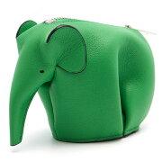 ロエベ LOEWE コインケース【小銭入れ】 アニマル 【ANIMAL】 ELEPHANT ライトグリーン 199 30J 4130 G73 2016年春夏新作 レディース