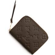 ルイヴィトン Louis Vuitton コインケース【小銭入れ】 モノグラム ジッピー パース チョコレートブラウン M60553 メンズ レディース