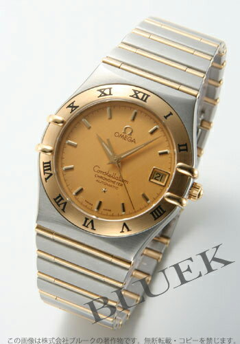 1202.10 オメガコンステレーション chronometer YG combination gold men