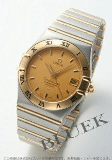 1202.10 オメガコンステレーション chronometer YG combination gold men