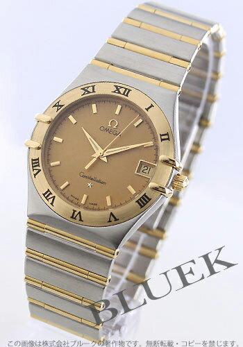1212.10 オメガコンステレーション YG combination gold men