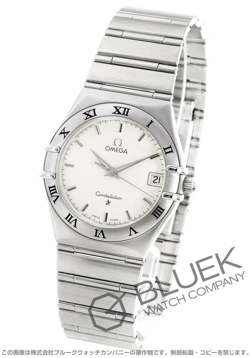 Omega Constellation 1512.30 silver mens