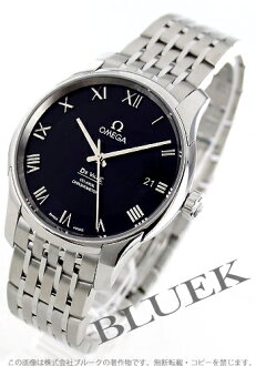 Omega-Devil co-axial chronometer black mens 431.10.41.21.01.001