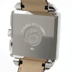 オメガOMEGAデビルビザンチウムクロコレザーメンズ423.13.37.50.02.001【腕時計】