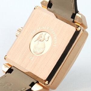 オメガOMEGAデビルビザンチウム金無垢アリゲーターレザーメンズ423.53.37.50.01.001【腕時計】