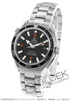 Omega Seamaster Planet Ocean 42 mm 2201.51 co-axial chronometer black mens