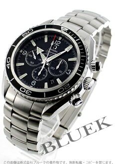 Omega Seamaster Planet Ocean co-axial 2210.50 Chronograph 600 m waterproof black mens