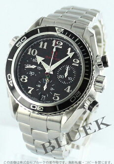 Omega Seamaster Olympic collection Planet Ocean black mens 222.30.38.50.01.003
