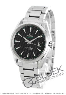 Omega Seamaster Aqua Terra co-axial chronometer black mens 231.10.42.21.01.001