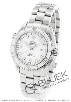 Omega Seamaster Planet Ocean co-axial 600 m white waterproof Womens 232.30.38.20.04.001