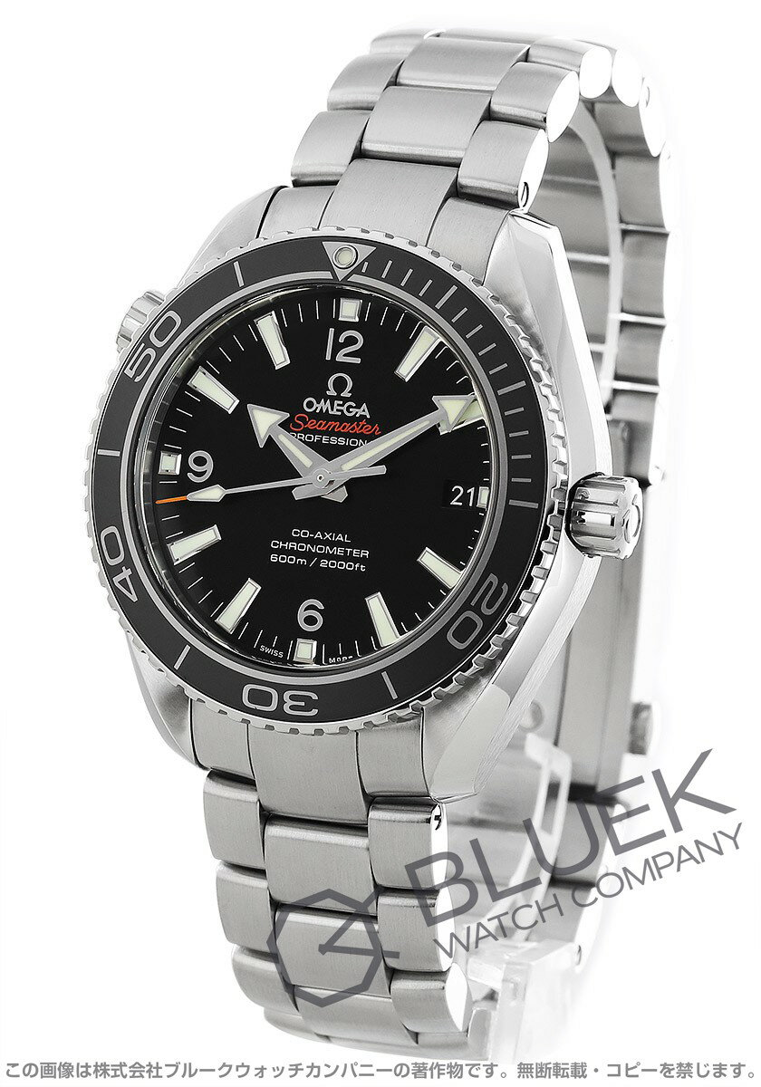 OMEGA Seamaster Planet Ocean Diver 600M Co-Axial Chronometer 232.30.42.21.01.001