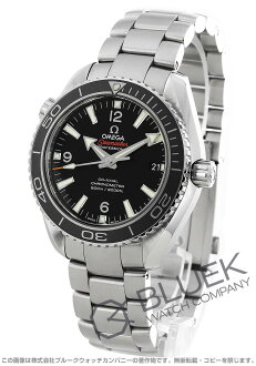 Omega Seamaster Planet Ocean co-axial chronometer 600 m waterproof black mens 232.30.42.21.01.001
