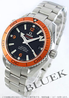 Omega Seamaster Planet Ocean co-axial chronometer 600 m waterproof black mens 232.30.42.21.01.002