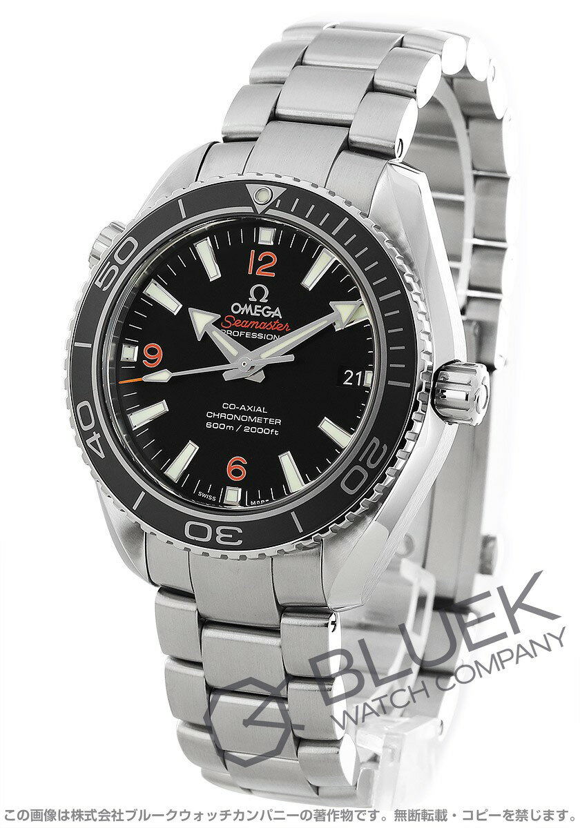 OMEGA Seamaster Planet Ocean Diver 600M Co-Axial Chronometer 232.30.42.21.01.003