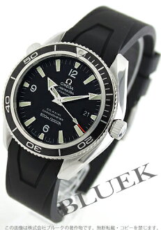 Omega Seamaster Planet Ocean 2901.50.91 co-axial chronometer 600 m waterproof rubber black mens