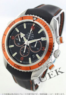 Omega Seamaster Planet Ocean Chrono 2918.50.82 automatic rubber black mens