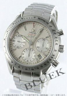 Rakuten Japan sale ★ Omega Speedmaster date chronometer chronograph silver mens 323.10.40.40.02.001