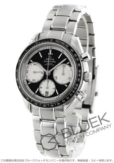 Omega Speedmaster racing co-axial chronometer chronograph black & silver men's 326.30.40.50.01.002