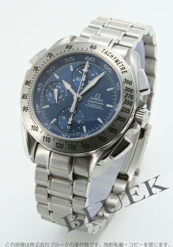 3540.80 オメガスピードマスターラトラパンテ chronometer blue men