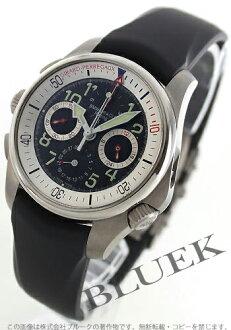 Girard-Perregaux R & D 01 automatic chronograph rubber carbon black mens 49930 - 21 - 013YFK6A