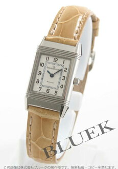 Jaeger-LeCoultre Reverso Lady alligator leather beige / silver ladies Q2618410