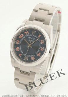 Arabian men's Blue Air-King Ref.114200 Rolex