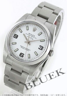 Rolex air King Ref.114200 white Arabia men