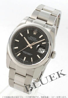 Ref.116200 Rolex Datejust black mens