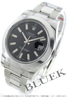 Rolex Ref.116300 Datejust II Black mens