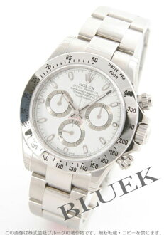 Rolex Ref.116520 Cosmo graph Daytona white men