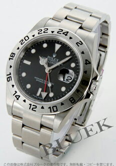 Rolex Ref.16570 Explorer II Black mens