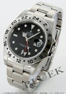 Rolex Ref.16570 Explorer II Black mens