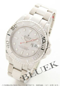Rakuten Japan sale ★ Rolex Ref.16622 sailing master the essential プラチナベゼル silver mens