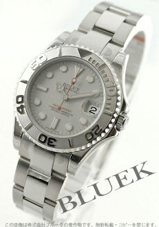 Rolex Ref.168622 sailing master the essential プラチナベゼル silver boys