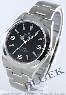Rolex Ref.214270 Explorer I black Arabian men