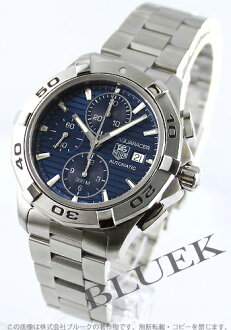 Rakuten Japan sale ★ Tag Heuer Aquaracer Calibre 16 automatic chronograph blue mens CAP2112... BA0833