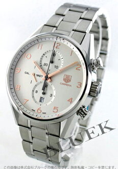タグホイヤーカレラキャリバー 1887 automatic chronograph silver men CAR2012.BA0796