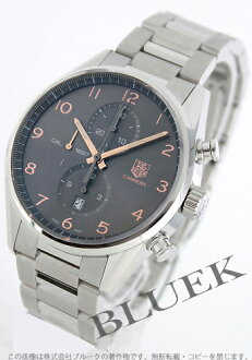Tag Heuer Carrera 1887 chronograph automatic gray mens CAR2013... BA0799