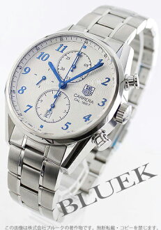Rakuten Japan sale ★ Tag Heuer Carrera heritage calibre 1887 automatic chronograph silver mens CAR2114... BA0724