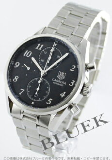 Rakuten Japan sale ★ Tag Heuer Carrera calibre 16 heritage automatic chronograph black mens CAS2110... BA0730